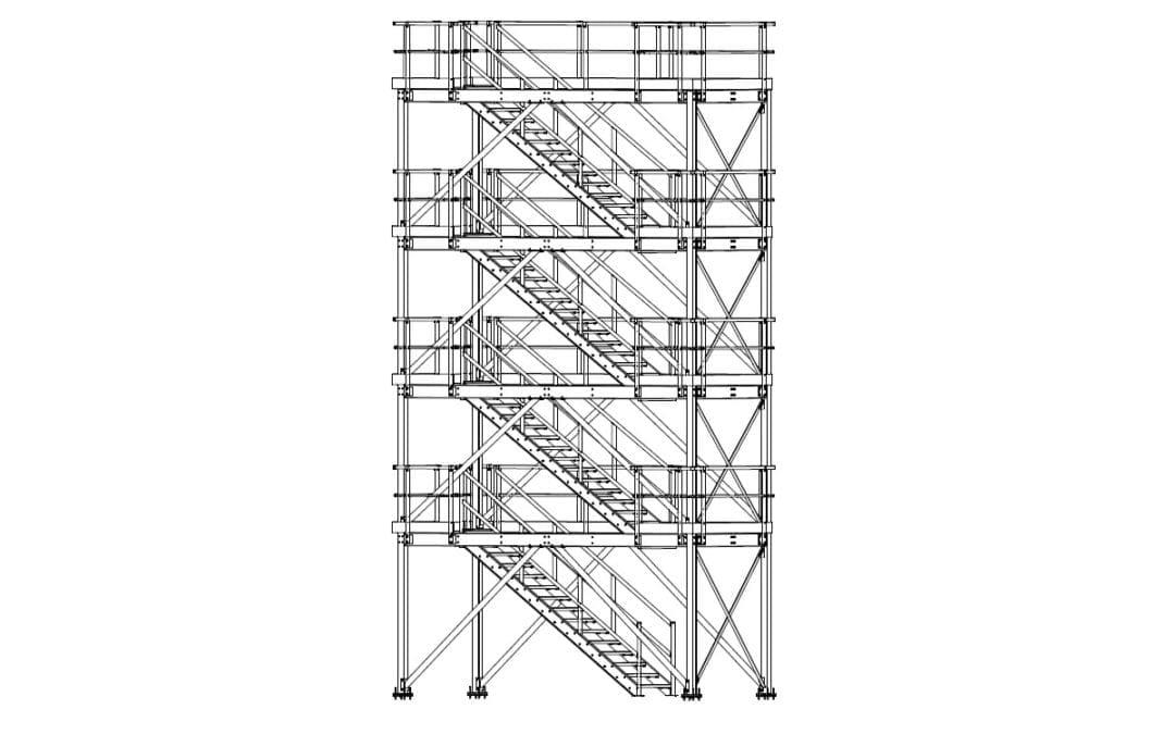 Trappen en trappenhuizen